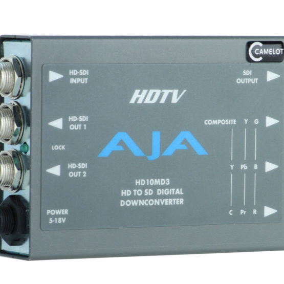 AJA HD10MD3 Downconverter_Verteiler