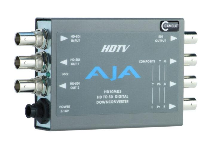 AJA HD10MD3 Downconverter_Verteiler