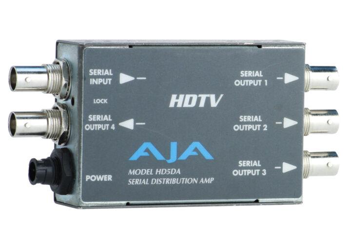AJA HD5DA 4fach SDI Verteiler Verstärker
