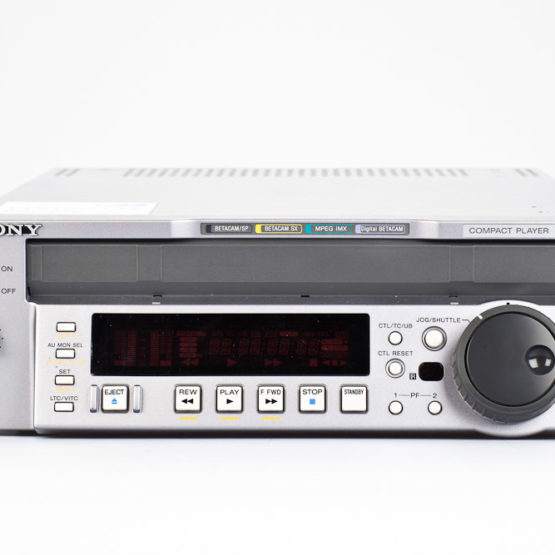 Sony J30 Player SDI & Firewire- IMX_ DigiBeta_ Beta SP