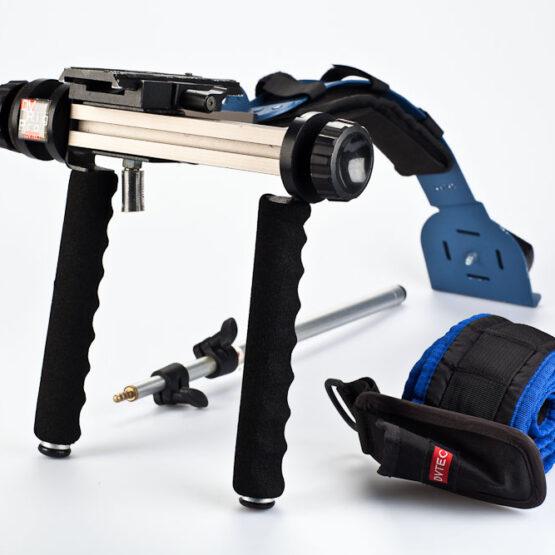 DV Rig Pro Schulterstativ für Kompaktcamcorder