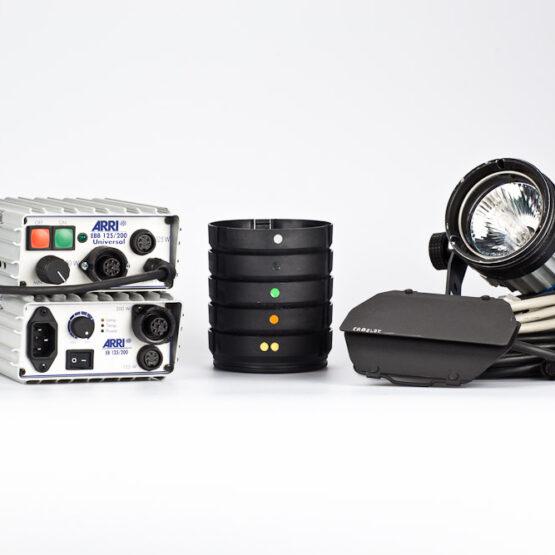 Arri Lux 125W Pocket Par Set