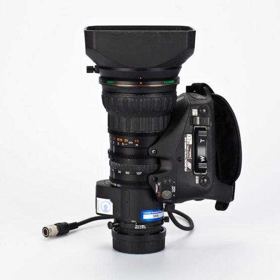 Fujinon HA 18x7,6 BERD-S48