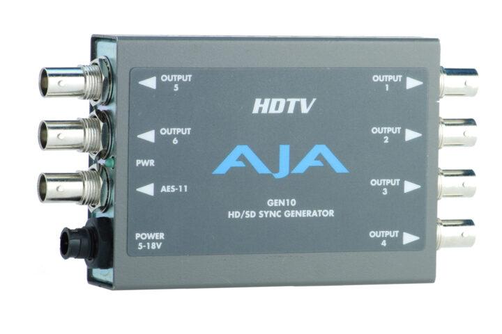 AJA GEN10 Sync Generator