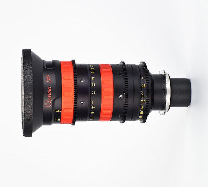Angenieux Zoom 16-42mm OptimoRouge T2