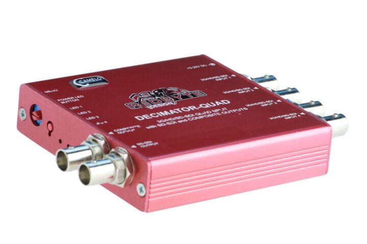 Redbyte Decimator-Quad Multiplexer
