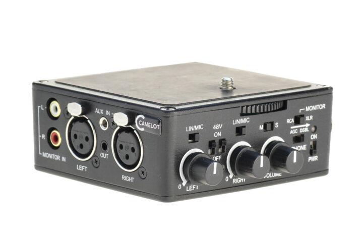 Beachtek DXA-XLR Audioadapter für DSLR-Audio
