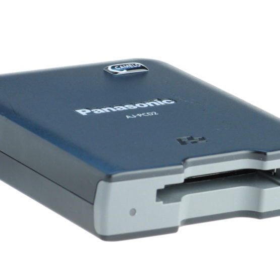 P2 Kartenlser AJ-PCD 2G per USB 2.0
