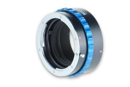 Novoflex-Adapter Nikon F-Mount zu Canon EF-Mount