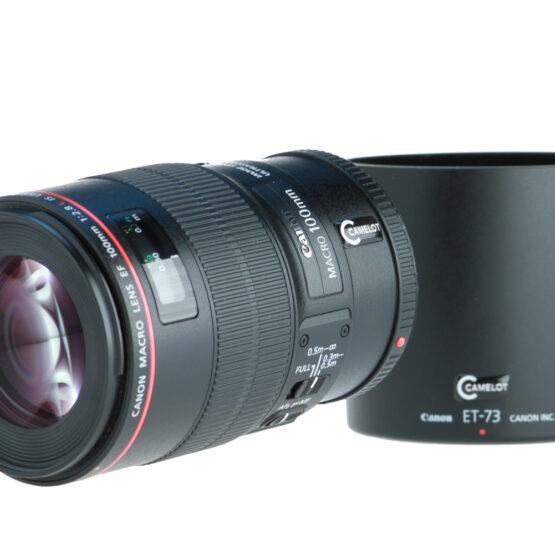 Canon EF 100mm f2.8L Macro IS USM 67mm