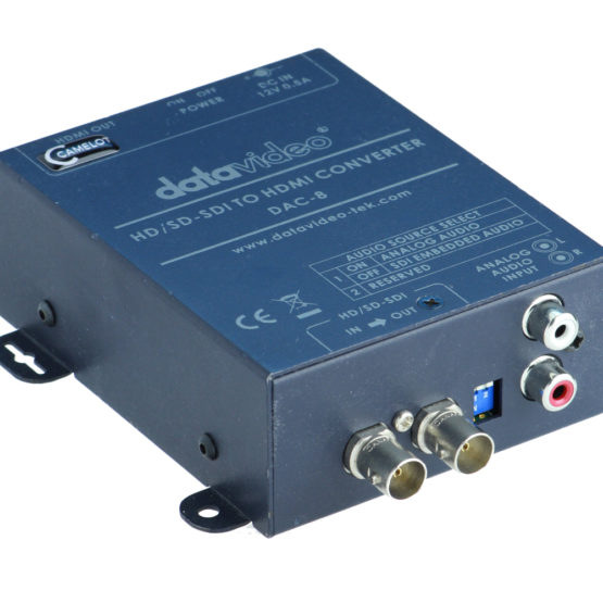 DataVideo DAC-8 Wandler HD-SD SDI to HDMI