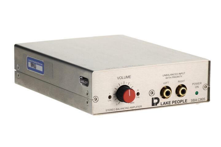 Stereo-Symmetrierverstärker Lake People SBA C805