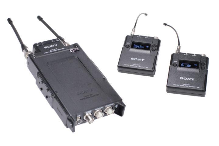 Sony DWR-01D digitale Audiofunkstrecke, zweikanalig