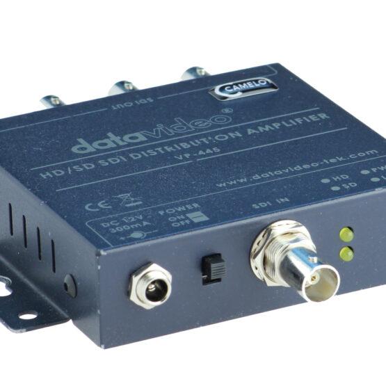 DataVideo VP-445 HD_SD-SDI-Verteilerverstärker 4fach