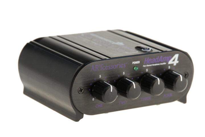 Kopfhörerverstärker 8-fach, ART HeadAmp4