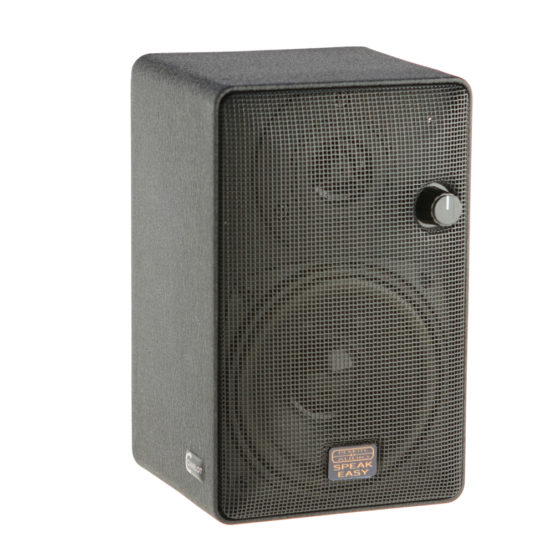 Remote Audio Speak Easy v3, 12W, 9V-Batterie-Speisung