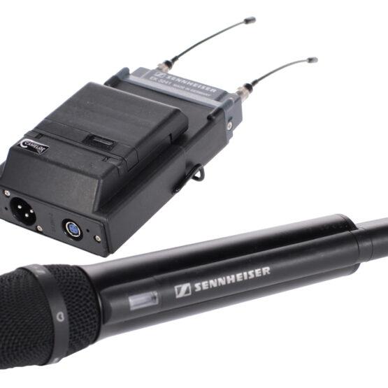 Sennheiser SKM 5200 BK-C Handfunksender-Set