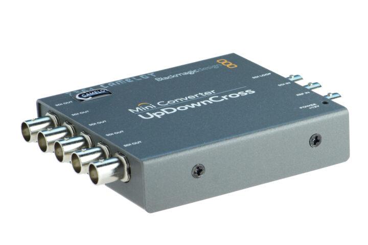 Blackmagic Mini Converter Up DownCross