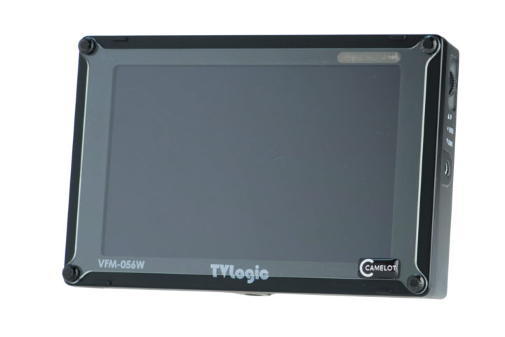 TvLogic VFM-056W (Premium-Version mit Waveform)