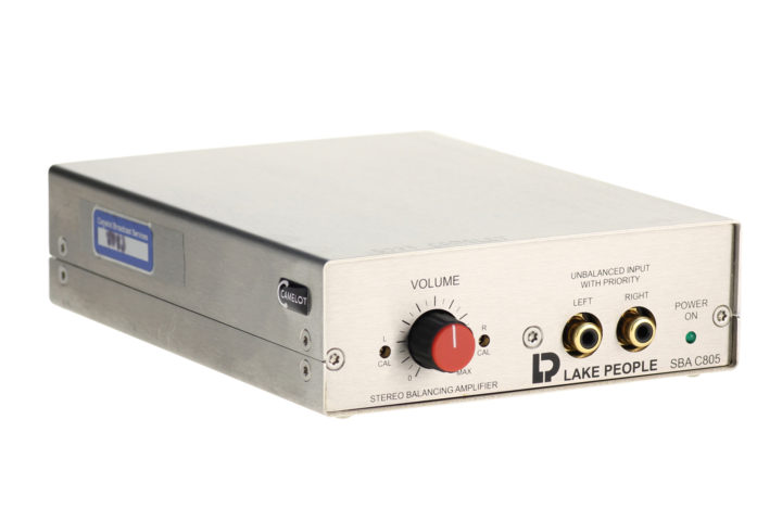 AES_EBU Verteilverstärker Lake People AED F61