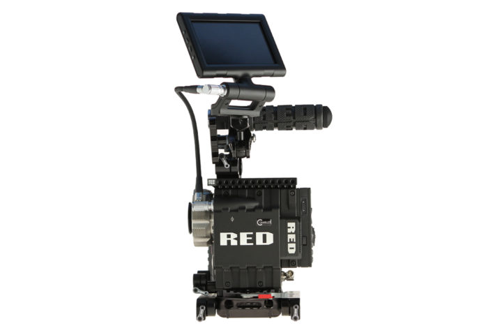 RED Epic X Packet