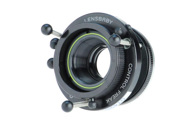 Lensbaby 3G Control Freak Effektlinse mit Canon EF-Mount
