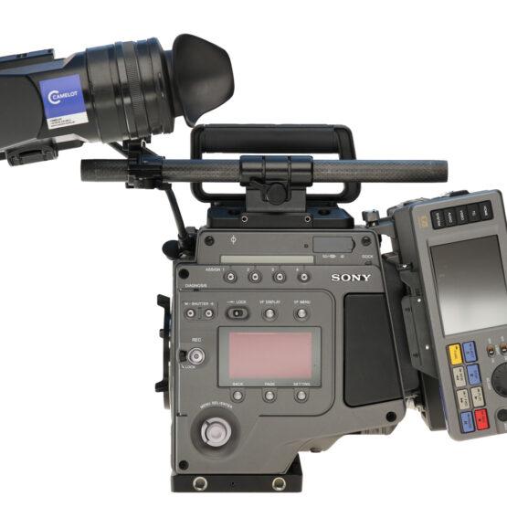 Sony F65 CineAlta 8k - Set mit SR-R4 + SR-PC4 und 5x SRMemory 256GB