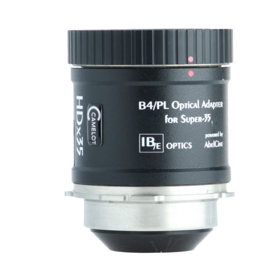 IB_E Optics HDx35 Adapter PL_B4
