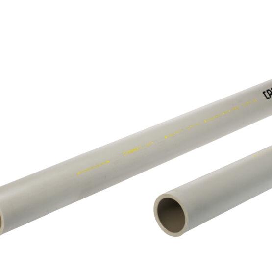 Kunststoffrohr Schiene 1,0 m Paar