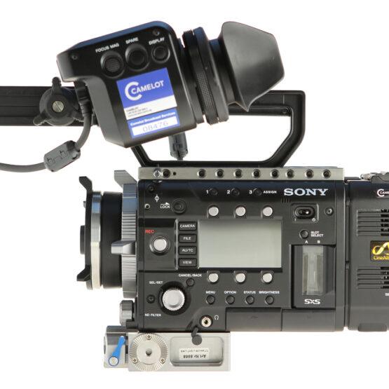 Sony PMW-F55 + AXS-R5