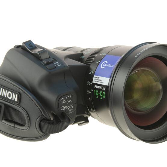 Fujinon Zoom 19-90 Cabrio