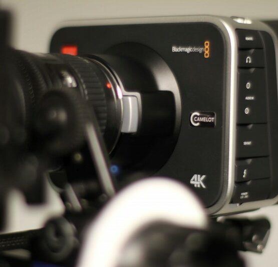 Blackmagic Cinema Camera 4K mit EF oder PL Mount