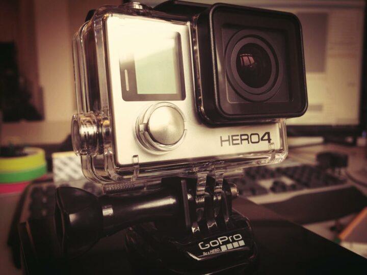 Die GoPro 4 Black Edition