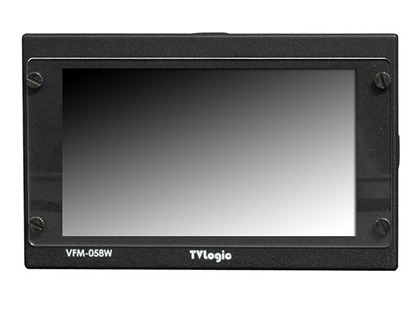 "VFM-058W : 5.5"" Full HD Viewfinder"